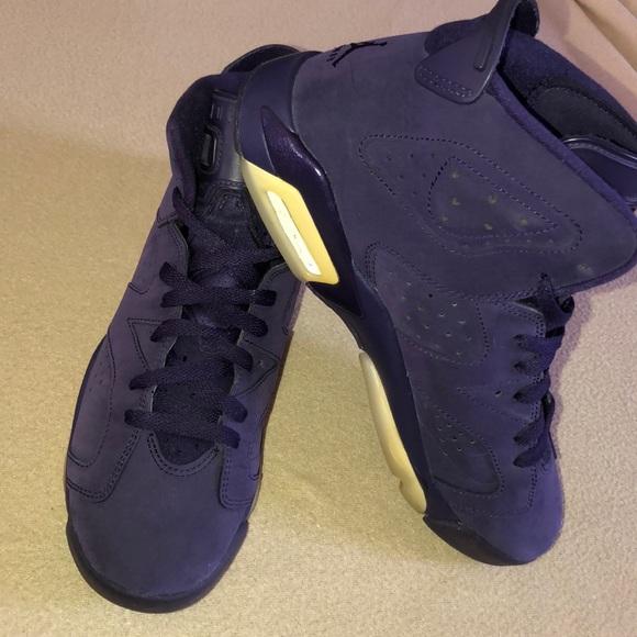 e1210ff3649 Jordan Shoes   Air 6 Retro Gg Purple Dynasty   Poshmark